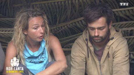 Koh-Lanta: Brice choqué de voir Cindy bronzer topless sur la plage
