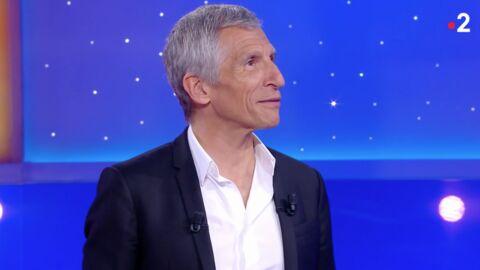 VIDEO Nagui taquine un candidat qui a repéré une «admiratrice» dans le public