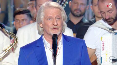 VIDEO Patrick Sébastien très ému, il fait ses adieux aux téléspectateurs: «J'ai pas de rancune sur ce qu'il se passe»