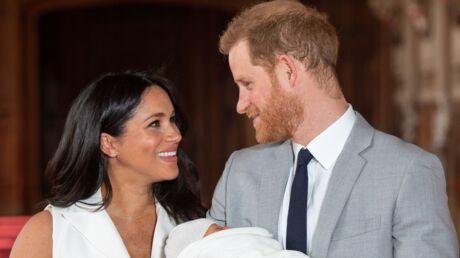 PHOTO Meghan Markle et le prince Harry rendent un magnifique hommage à Lady Di avec un nouveau cliché d'Archie