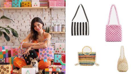 15 sacs en perles à shopper, pour un été stylé