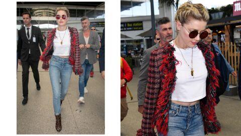 Festival de Cannes – On veut le look d'Amber Heard en moins cher!