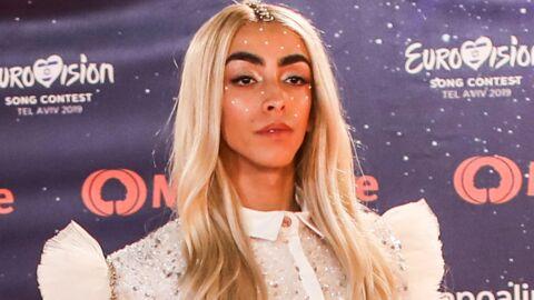 805ecc8e56b PHOTOS Eurovision 2019   Bilal Hassani illumine la cérémonie d ouverture  avec une impressionnante robe