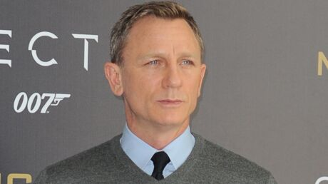 Daniel Craig blessé sur le tournage de James Bond, la production en stand-by