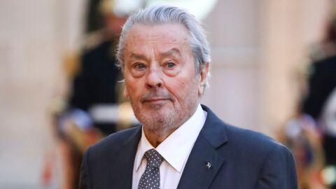 Cannes 2019: visé par une pétition, Alain Delon réplique avec fermeté