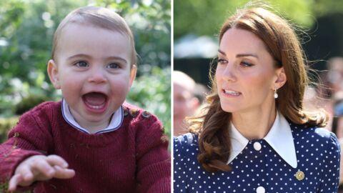 Kate Middleton: à tout juste un an, le petit Louis lui mène déjà la vie dure
