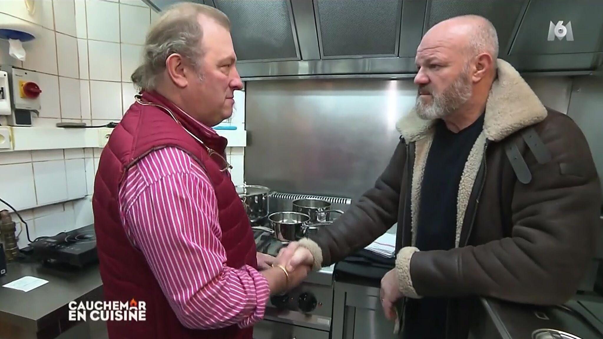 Cauchemar en cuisine : incendie, travaux bâclés… un candidat balance sur l'émission