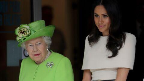 Meghan Markle surveillée de près: la reine Elizabeth II se méfie d'elle