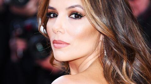 Cannes 2019: Eva Longoria étincelante à la montée des Marches de Rocketman