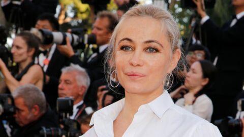 PHOTO Emmanuelle Béart: sans maquillage, elle explique pourquoi elle n'ira pas à Cannes