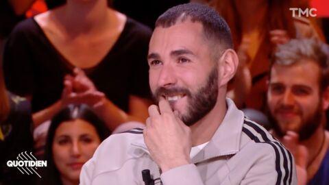 Karim Benzema ému aux larmes en parlant de sa relation avec ses enfants
