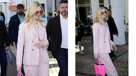 Festival de Cannes 2019 – Le costume rose a la côte!