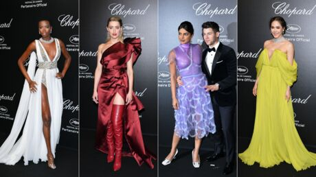 Cannes 2019: Priyanka Chopra et Nick Jonas, Amber Heard, Julianne Moore… ils étaient tous à la soirée Chopard