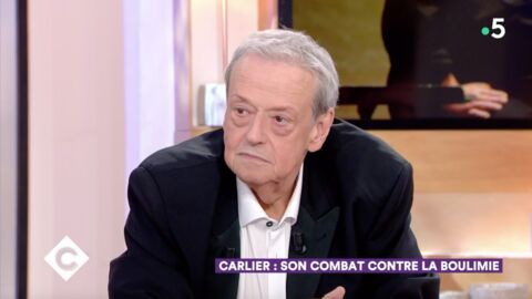VIDEO Guy Carlier : ce violent tacle de Gérard Louvin qui l'a « détruit »