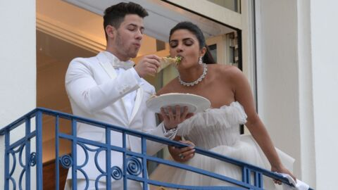 PHOTOS Alerte glamour! Nick Jonas et Priyanka Chopra pris en flag en plein festival de Cannes