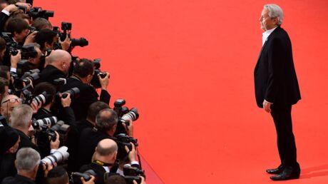 Cannes 2019: Alain Delon sacré sur les Marches d'Une vie cachée