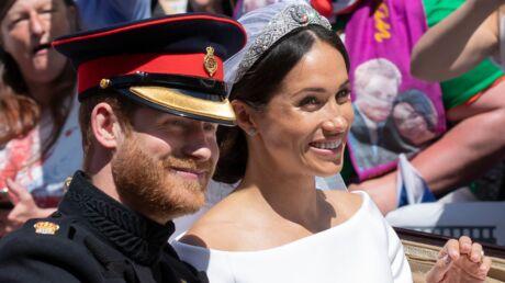 PHOTOS Meghan et Harry: des clichés inédits dévoilés pour leur premier anniversaire de mariage