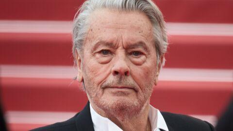 PHOTOS Alain Delon à Cannes: cet affront qui pourrait dévaster ses fils Anthony et Alain-Fabien