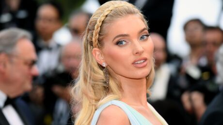 Cannes 2019 – Elsa Hosk renversante dans une robe féerique