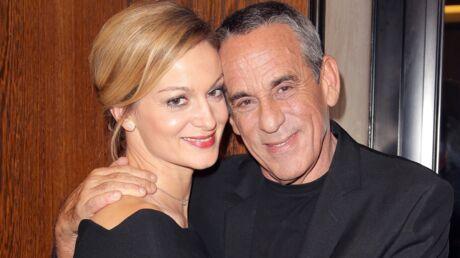 Audrey Crespo-Mara soutient son mari Thierry Ardisson en direct sur LCI