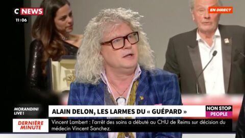 VIDEO Pierre Jean-Chalençon tacle sévèrement Alain Delon en évoquant leur rencontre