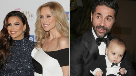 PHOTOS Global Gift Gala : Eva Longoria et Lara Fabian complices, Santiago adorable en smoking