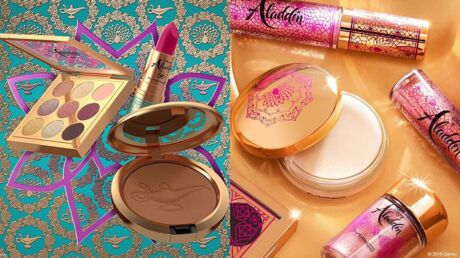 Aladdin – MAC Cosmetics et Disney s'associent pour une collection de maquillage canon