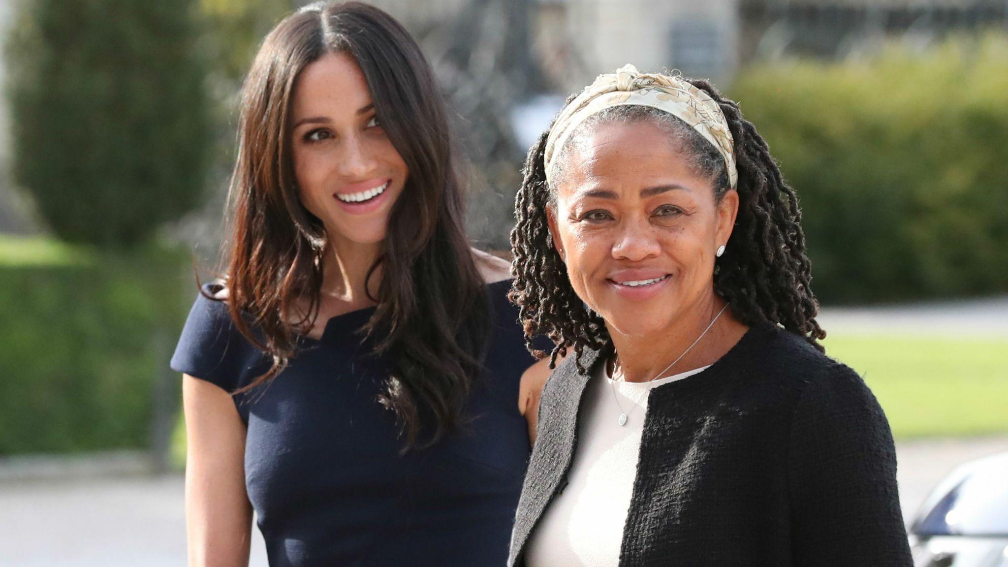 Meghan Markle seule avec son fils : sa maman Doria Ragland est rentrée à Los Angeles