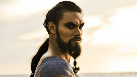 Game of Thrones : Jason Momoa (Khal Drogo) furieux devant l'épisode final