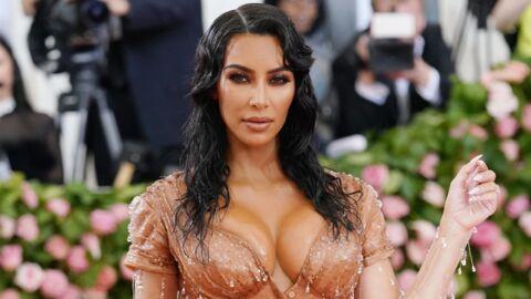 Kim Kardashian dévoile des photos inédites de son mariage… sans Kanye West