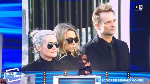 VIDEO Héritage Johnny Hallyday: la proposition scandaleuse de Laeticia Hallyday à David et Laura