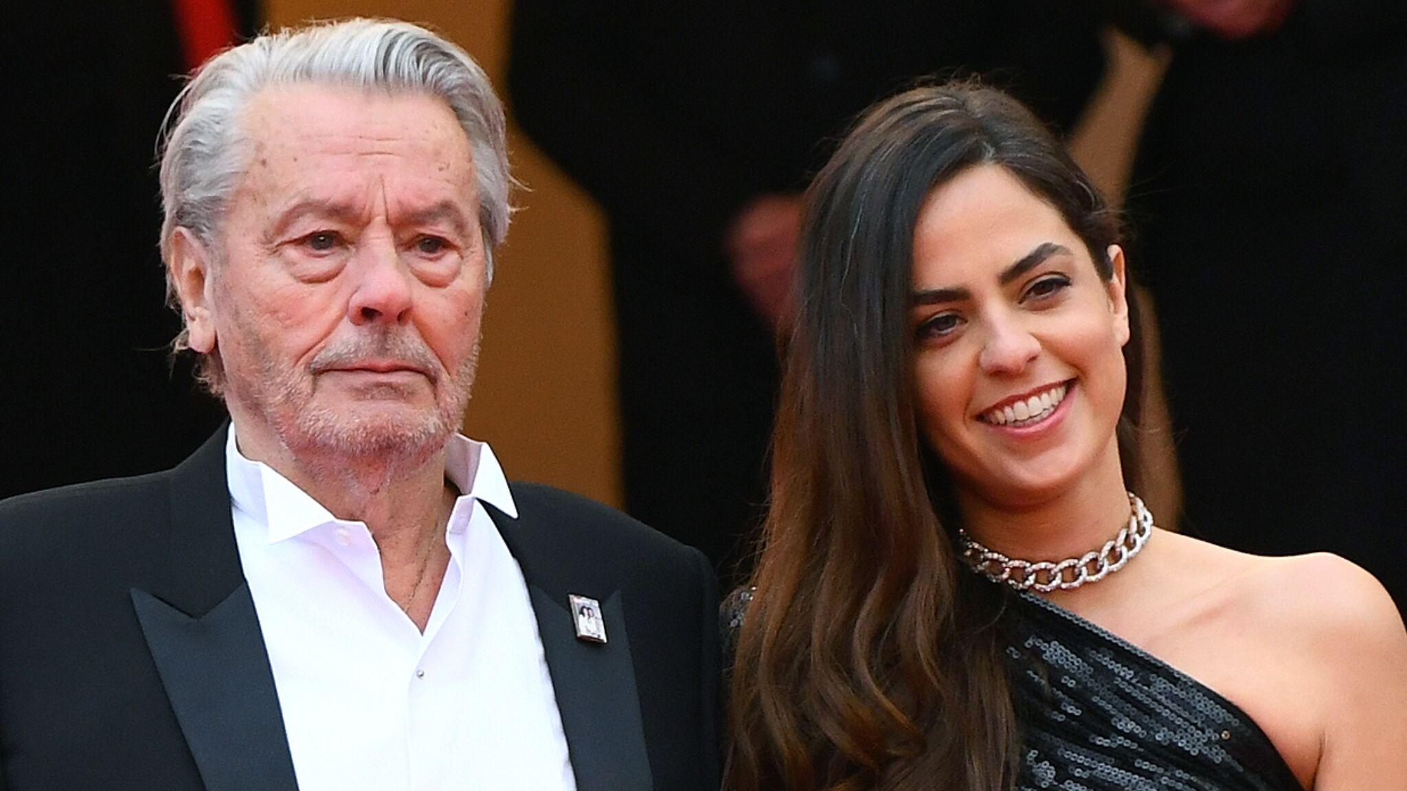 Anouchka Delon : sa déclaration touchante à son père Alain Delon