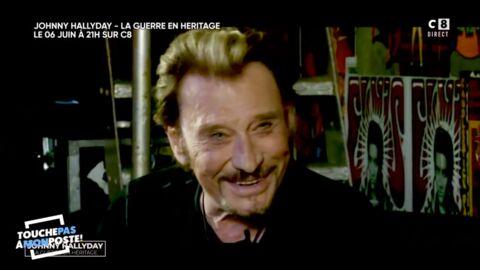 VIDEO Héritage de Johnny Hallyday: cette interview inédite du Taulier qui pourrait tout changer