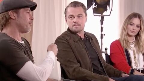 VIDEO Leonardo DiCaprio grand fan d'un acteur français, il dévoile son nom