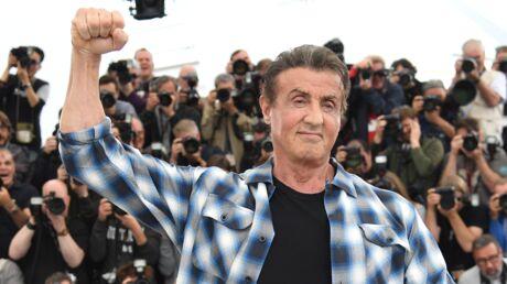 PHOTOS Cannes 2019: Sylvester Stallone sort les muscles sur la Croisette