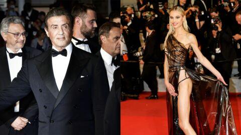 PHOTOS Festival de Cannes 2019: une mannequin dévoile tout face à Sylvester Stallone