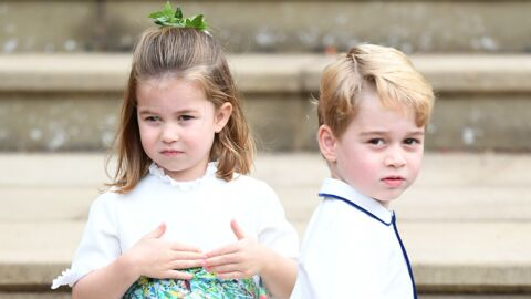 La Princesse Charlotte et le Prince George bientôt inséparables