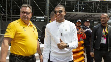 PHOTOS Kylian Mbappé fait son retour à Monaco pour le Grand Prix de Formule 1