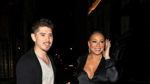 PHOTOS Mariah Carey amoureuse, elle ne lâche pas son petit-ami