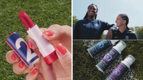 Fan de foot et de maquillage? Sephora lance une collab avec le PSG Féminines!