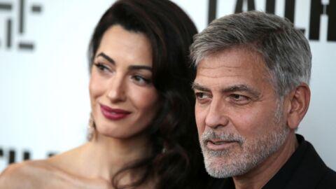 Amal et George Clooney: pourquoi ils ont peur que leurs jumeaux «soient pris pour cible»