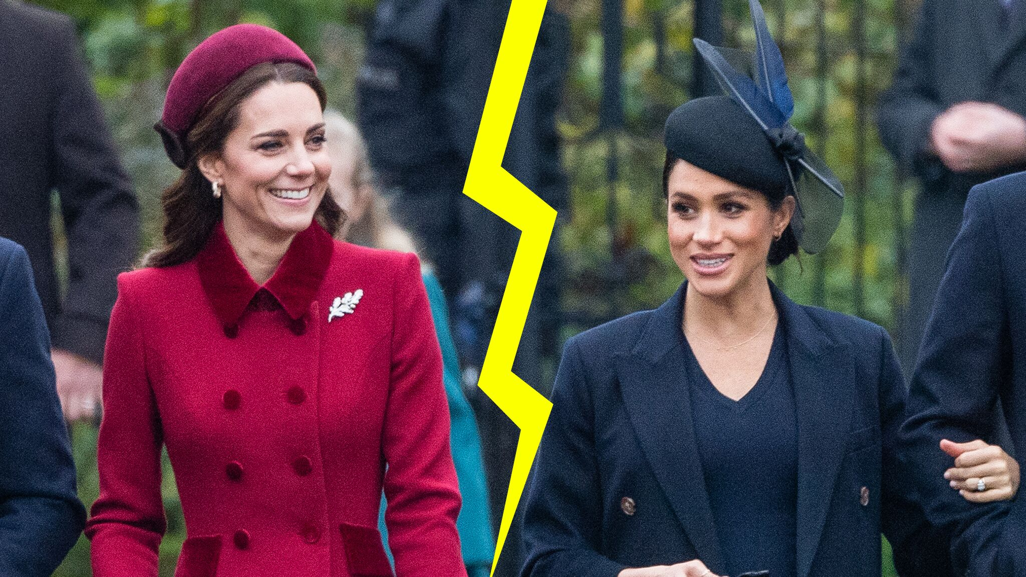 Battle Royale – Qui gagne côté mode entre Kate Middleton et Meghan Markle ?