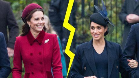 Battle Royale – Qui gagne côté mode entre Kate Middleton et Meghan Markle?