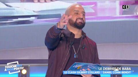 VIDEO Cyril Hanouna tacle Anne-Claire Coudray après le clash entre Daniel Cohn-Bendit et Gilbert Collard