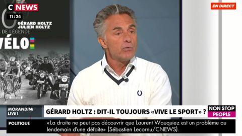 VIDEO Gérard Holtz s'en prend à France Télévisions: «Arrêter Thé ou café, c'est une énormité»
