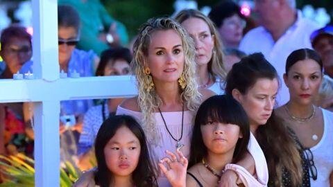 Laeticia Hallyday et ses filles bientôt américaines, une annonce pour déstabiliser David et Laura?