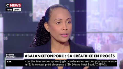 VIDEO Christine Kelly s'en prend à la créatrice du mouvement #Balancetonporc