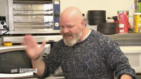 VIDEO Cauchemar en cuisine: face aux remarques de deux restauratrices, Philippe Etchebest explose
