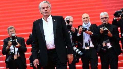 INFO VOICI – Alain Delon: ses fils Anthony et Alain-Fabien Delon prêts pour une guerre de succession