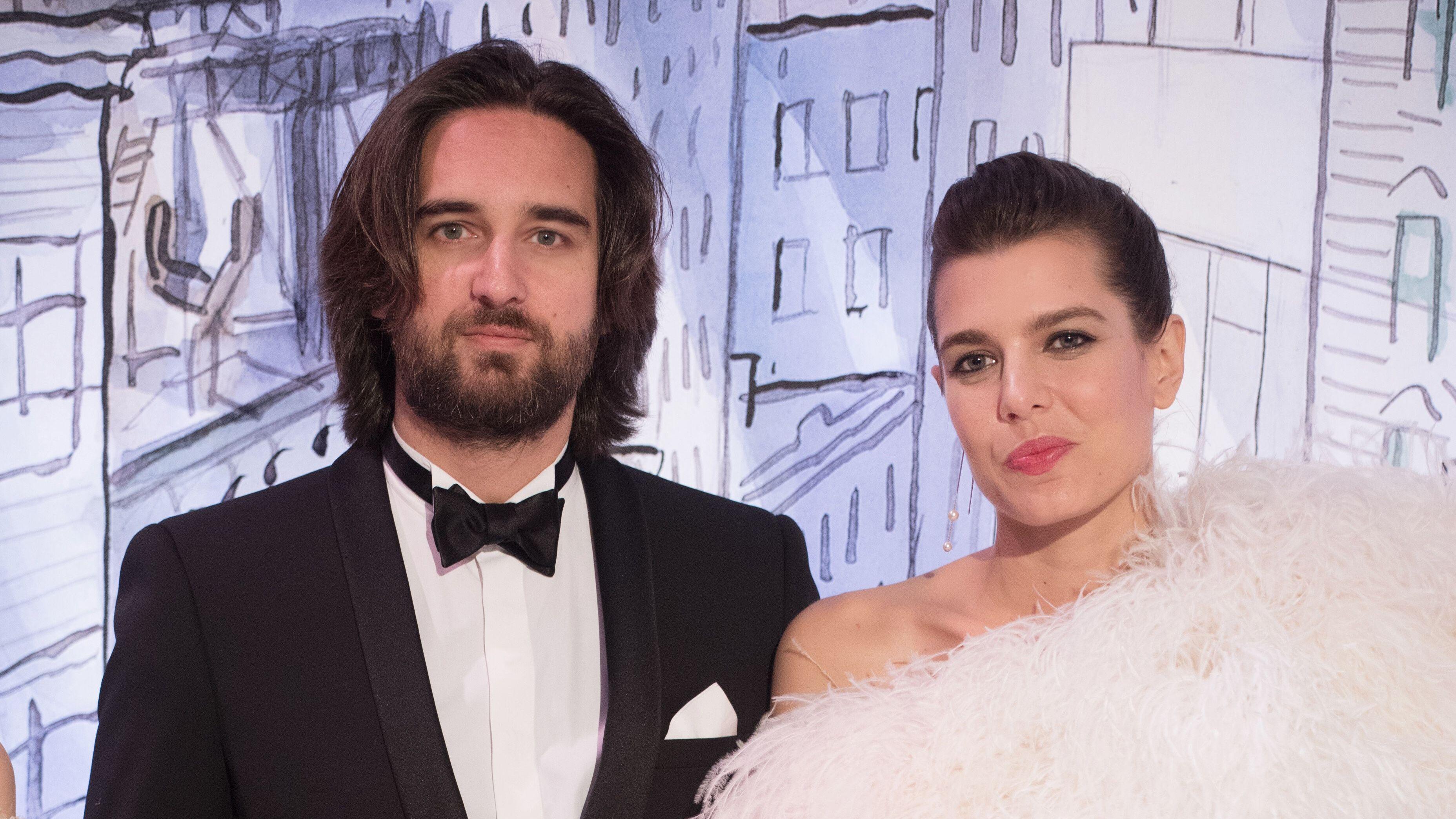 Mariage de Charlotte Casiraghi et Dimitri Rassam  retour sur leur histoire  d\u0027amour , Voici